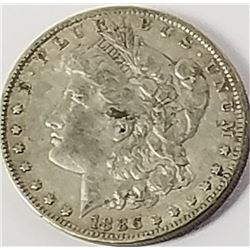 Morgan Silver Dollar 1886 O