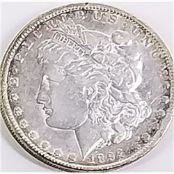 Morgan Silver Dollar 1892 O