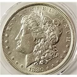 Morgan Silver Dollar 1880