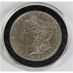 Morgan Silver Dollar 1878 2nd Reverse