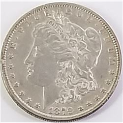 Morgan Silver Dollar 1879 O