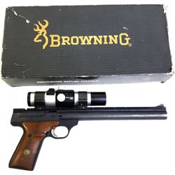 Browning Buckmark .22 LR SN 655PP09110