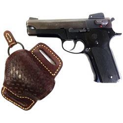 S&W  Model 459 9mm SN TAY682 semi auto pistol