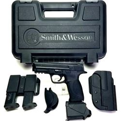 Smith and Wesson .40 S&W SN HSM0640
