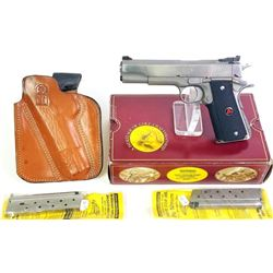 Colt Delta Elite Semi Auto pistol 10mm SN D502348