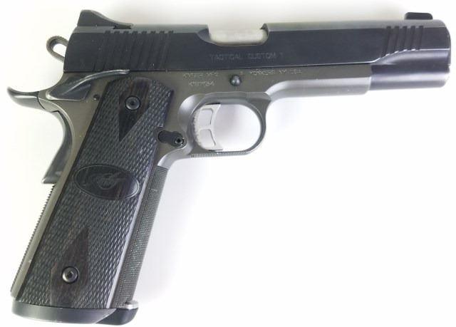 Kimber Tactical Custom ll 1911  45 ACP SN K187134
