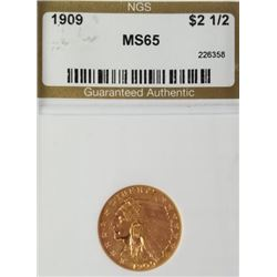 1903 O Liberty Head 10$ Gold Piece MS 62