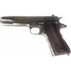 U.S. Colt 1911A1 .45 cal. SN 832456 semi auto