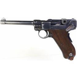 DWM 1906 American Eagle Luger 30 cal SN 35859