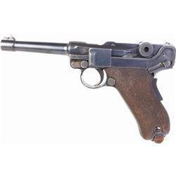 DWM 1906 American Eagle Luger 9mm