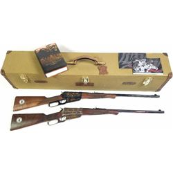 Beautiful 2 gun set Teddy Roosevelt Safari