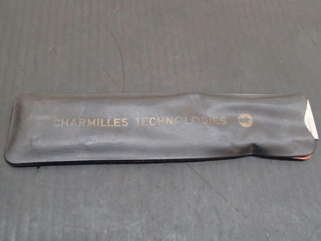 Charmilles Technologies EDM Surface Chart
