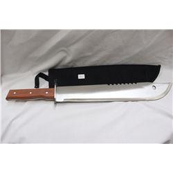 "WESTERN Knives 14"" Blade O/A Length 19 1/2"""