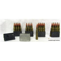 SPRINGFIELD 30-06 RELOADS WITH M1 GARAND CLIPS