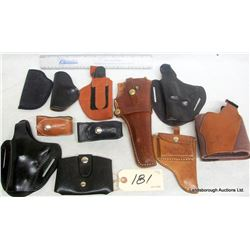 HOLSTERS FOR SMALL PISTOLS