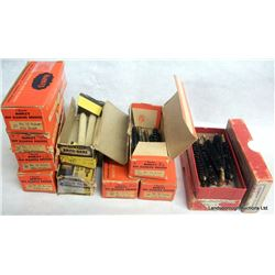 BOX LOT VINTAGE CLEANING ADAPTERS