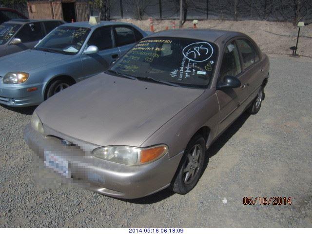 Escort San Diego >> 1998 Ford Escort San Diego Ca