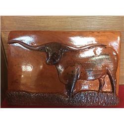 Jimmy Jones Original Wood Carving