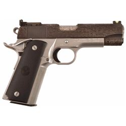 Texas Ranger Jack Dean's Colt Para Ordinance 1911