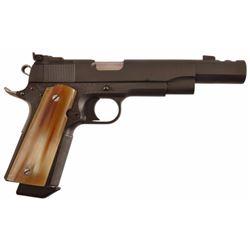 Colt 1911 Caspian Custom .45 Pistol