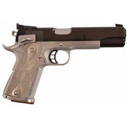 Texas Ranger Jack Deans Colt Delta Elite 1911 10mm