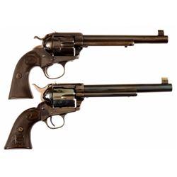 Colt SAA & Bisley Flat Tops in .450 & .455 ELEY