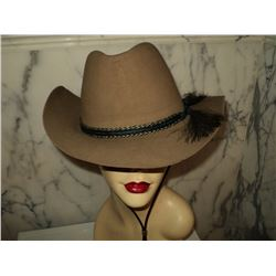 Resistol 1960 Cowboy Hat Roundup Collection Horse Hair