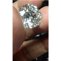Natural Diamond 12.03 carats  Flawless - GIA