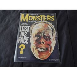 Z-CLEARANCE FAMOUS MONSTERS OF FILMLAND #16
