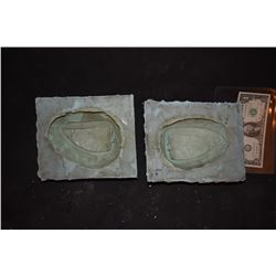 SPIDER-MAN 1 2 & 3 EYE FRAMES ORIGINAL STUDIO MOLD