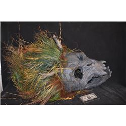 WIZARD OF OZ THE GREAT AND POWERFUL SCREEN USED MASK