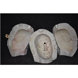 SPIDER-MAN 1 2 & 3 FACE PLATE WITH LENSES ORIGINAL STUDIO MOLD