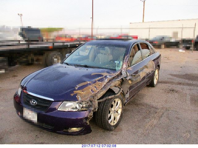 Hyundai Sonata Parts >> 2006 Hyundai Sonata Parts Only