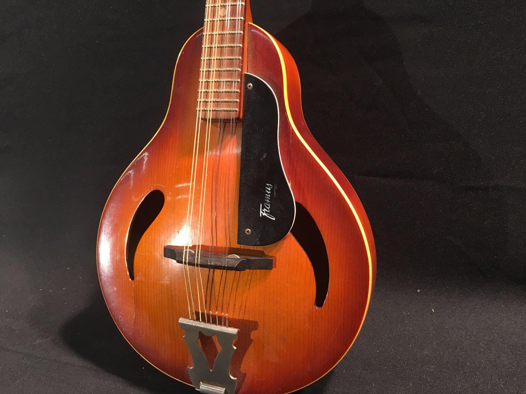 Framus Mandolin Serial Numbers