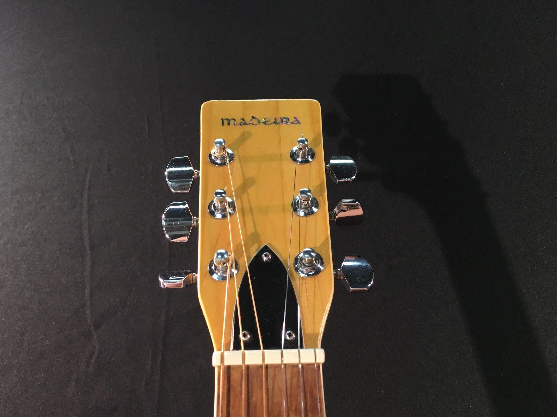 Dating guild madeira Gitarren