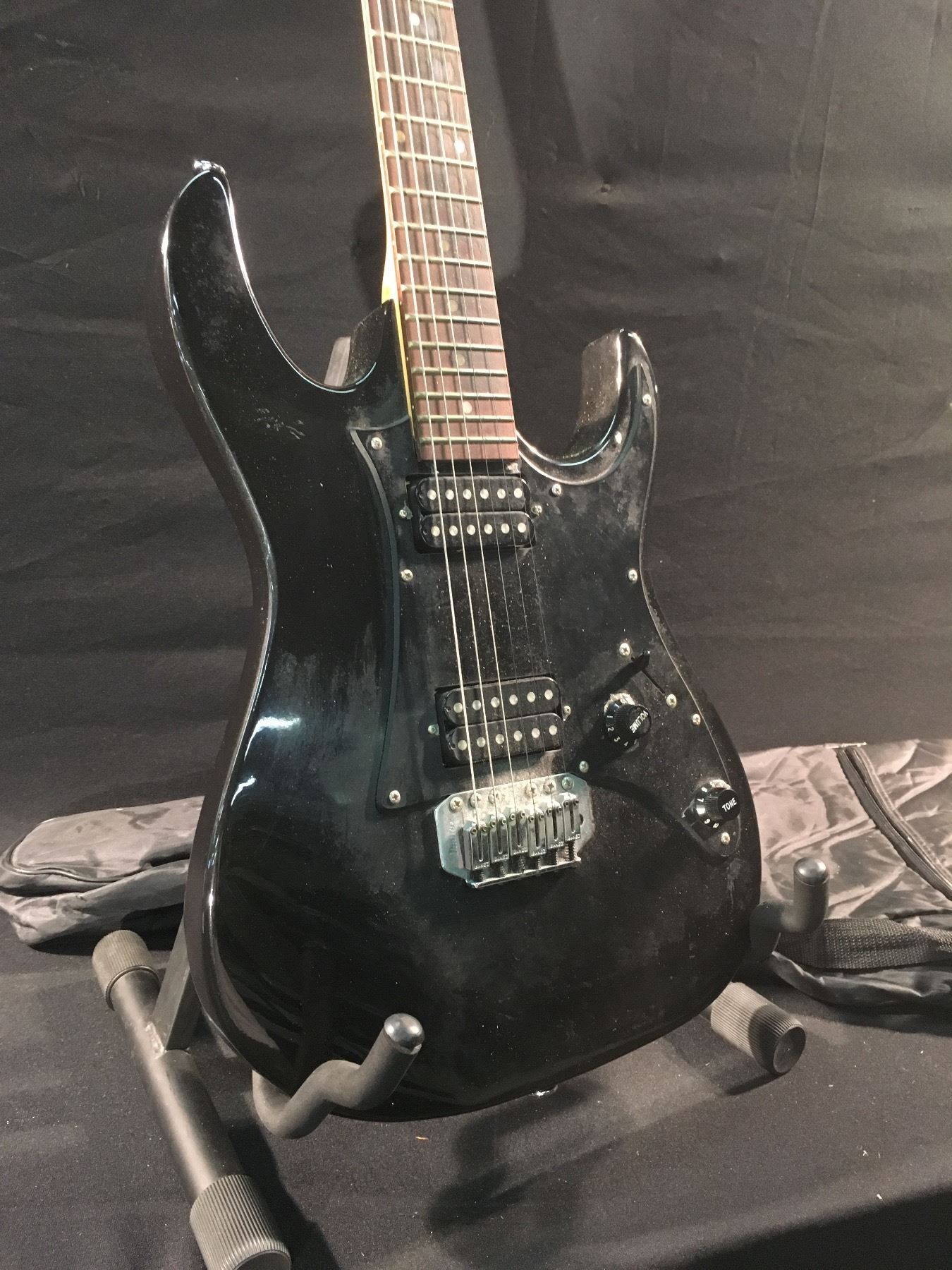 Dating Ibanez serie nummer