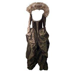 The Three Musketeers Milady (Milla Jovovich) Hero Custom Gown Movie Costumes
