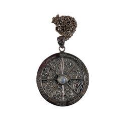 Gaelic Season Opal Necklace Movie Collectible