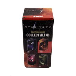 Star Trek Spock Commemorative Cup Movie Collectible