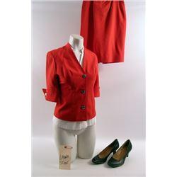 7500 Laura Baxter (Leslie Bibb) Movie Costumes