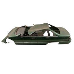Daylight (1996) Green Miniature Model Car Movie Props