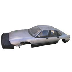 Daylight (1996) Grey Miniature Model Car Movie Props
