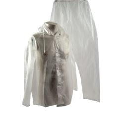 Men in Black II Clear Coverall Movie Costumes