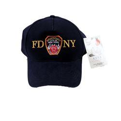 NYC Fire Department Orig. Baseball Cap