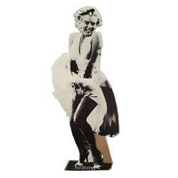 """Marilyn Monroe """"Some Like it Hot"""" Original 18"""" Die Cut Store Display"""