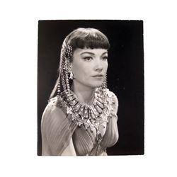 The Ten Commandments Anne Baxter Original Rare Studio Proof Photograph