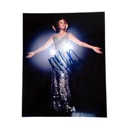 Whitney Houston Autographed Photo