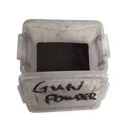 Resident Evil 6 Claire Redfield (Ali Larter) Gunpowder Movie Props