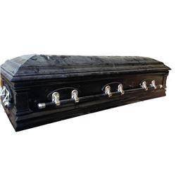 Resident Evil 6 Hero Black Coffin Movie Props