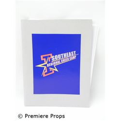 Fired Up Cheer Camp Folder Movie Props